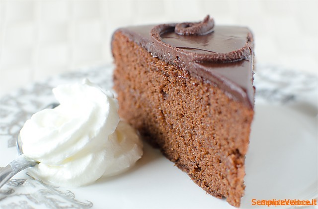 Sacher Torte o Torta Viennese