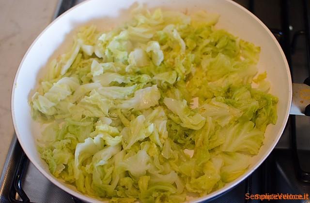 torta salata verza speck
