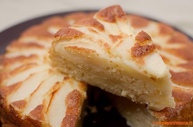 Ricetta torta di mele classica
