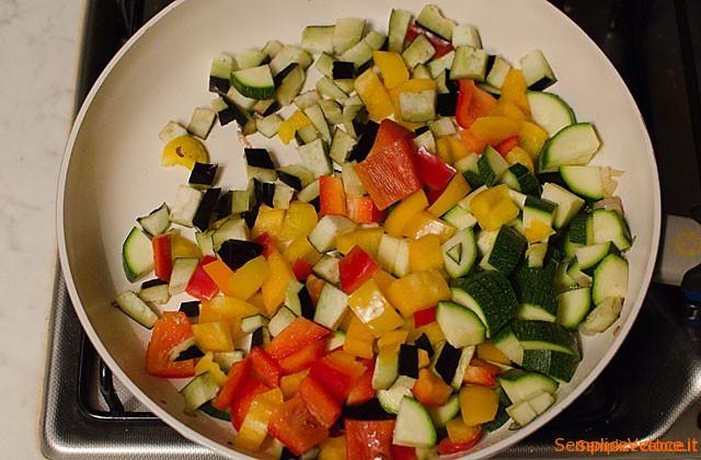 Cous Cous alle verdure