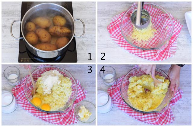 Gattò di patate