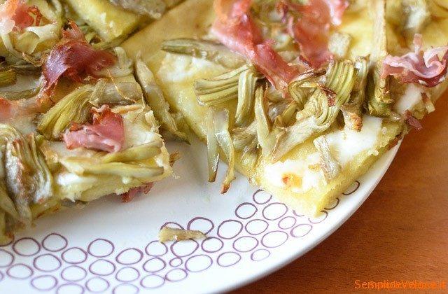 Pizza-carciofi-e-speck