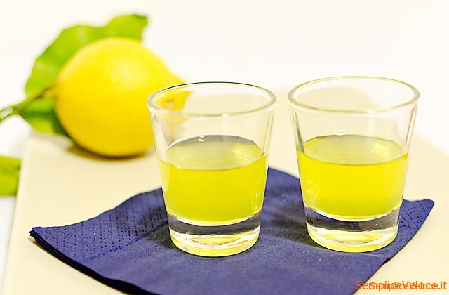 Limoncello di Sorrento