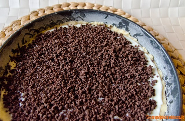 cioccolato crostata sbriciolona