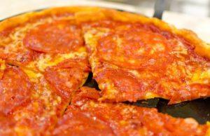 Pizza Pepperoni Americana