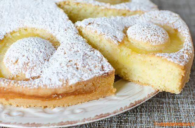 Torta-ananas