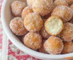 Castagnole fritte un dolce di carnevale