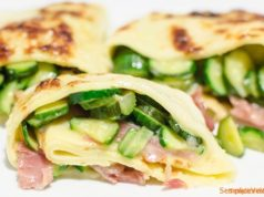 crepes salate zucchine