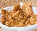 Bocconcini di pollo al sesamo