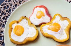 Fiori-di-peperoni-con-uova_ricetta_Fiori-di-peperoni-con-uova