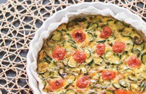 Frittata-leggera-con-zucchine-cotta-al-forno