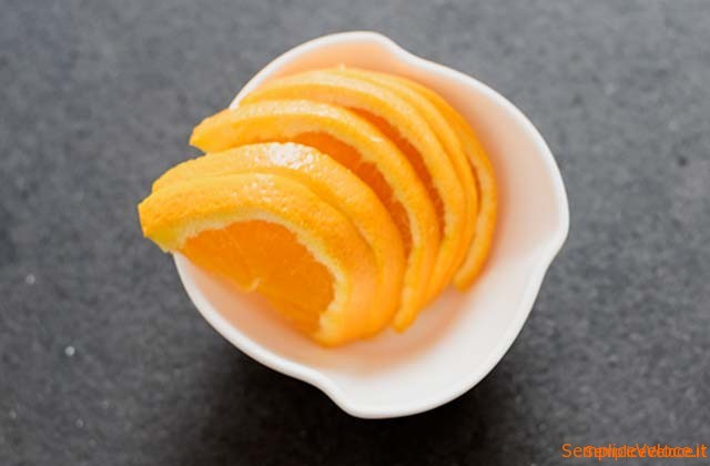 Dolce greco all'arancia e yogurt Portokalopita