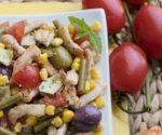 insalata di tacchino
