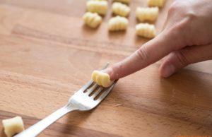 Come fare gli gnocchi