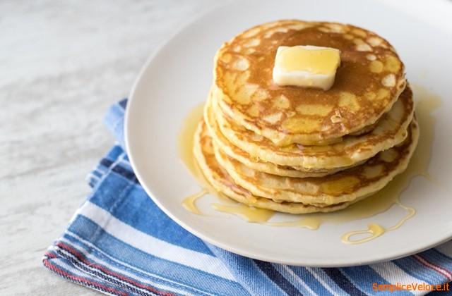 Frittelle Americane Pancake