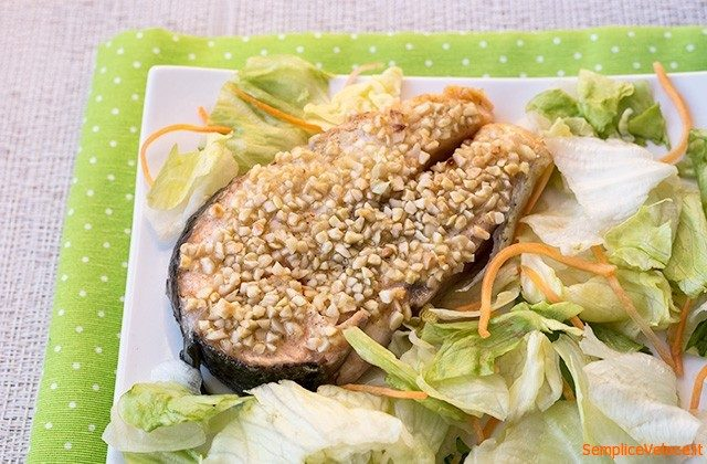 Salmone-in-crosta-di-mandorle_ricetta