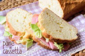 Pane in cassetta al formaggio