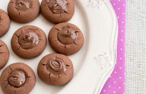 Biscotti alla nutella nutellotti