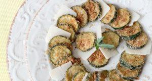 Zucchine gratinate al parmigiano