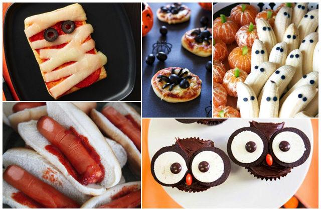 5 ricette per halloween semplici e veloci sempliceveloce for Cose per cucinare 94