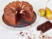 Torta pere e cioccolato soffice