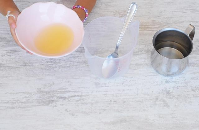 Ghiaccioli al limone lime e menta