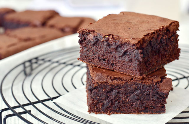 Brownies al cioccolato ricetta originale americana
